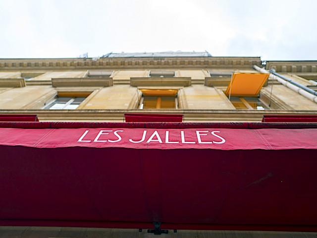 Les Jalles